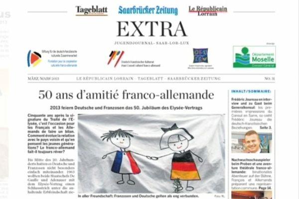 Bel exemple de coopération franco-allemande