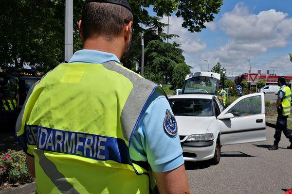 La gendarmerie multiplie les contrôles pour le pont de l'Ascension