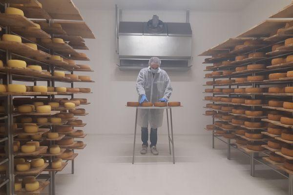 Perpétuer la tradition du fromage d'Abbaye
