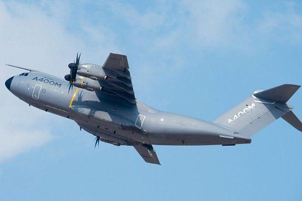 174 A400M ont été commandés par huit pays.