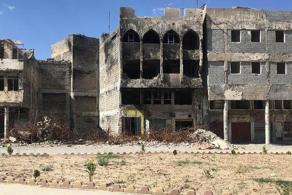 A Mossoul plus de 500 000 habitants ont fui les combats, plus de 35 000 Chrétiens se sont exilés.