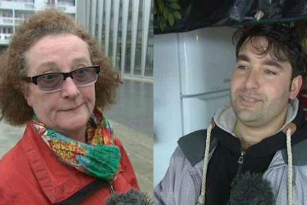 """Une Calaisienne et un migrant s'expriment sur le démantèlement annoncé de la zone sud de la """"jungle"""""""