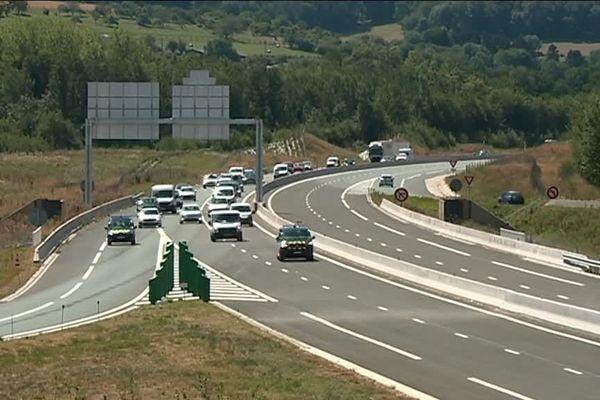 Endetté, le Département des Ardennes aurait dû rembourser cette année 11 millions d'euros à l'Etat pour une partie de l'autoroute A304.