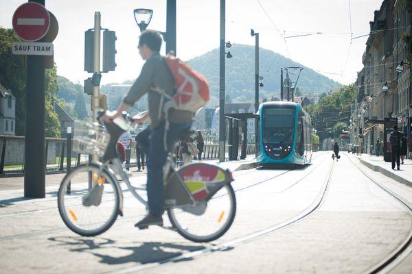 Le vélo sera roi ce samedi dans les rues de Besançon