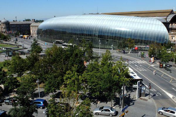 Du retard et des suppressions de trains ce mercredi 4 septembre en gare de Strasbourg