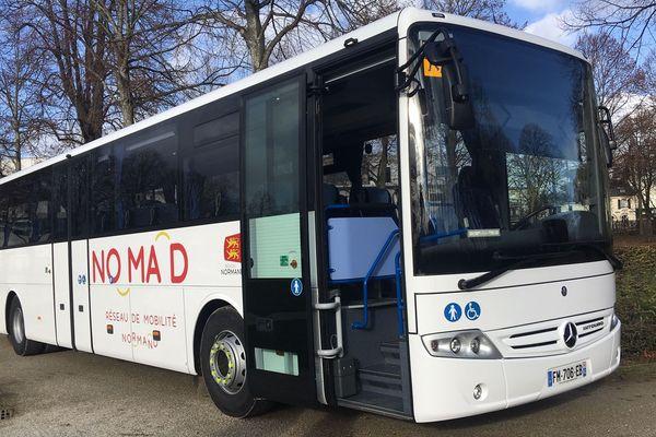 Les nouveaux bus de la Région Normandie qui remplaceront les Ouibus