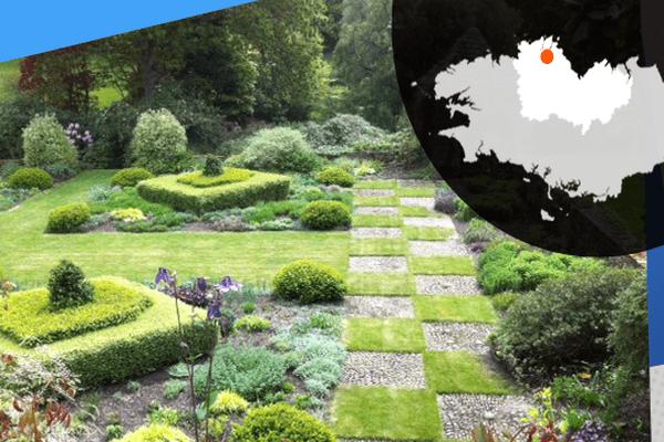 Les jardins de Kerdalo à Trédarzec