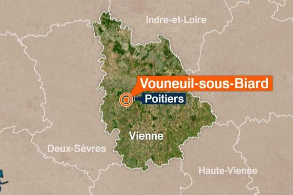 Vouneuil sous Biard, Vienne