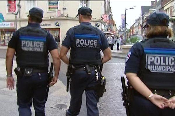 La écurité dans les villes après l'attentat de Nice
