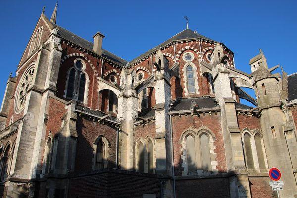 L'église Saint-Pierre de Calais - Photo d'illustration