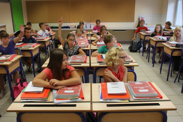 722 195 écoliers, collégiens et lycéens, public et privé font leur rentrée dans les Pays de la Loire