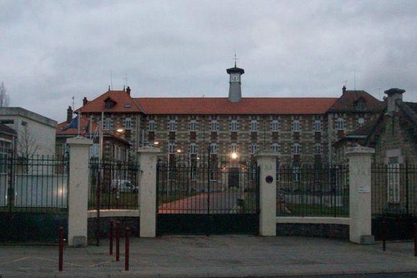 Le lycée Henri Brisson à Vierzon