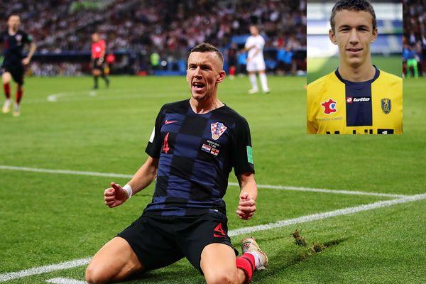 Joueur clé de la victoire croate sur l'Angleterre en demi-finales de la Coupe du monde avec un but et une passe décisive, Ivan Perisic, 29 ans, a bien grandi depuis ses débuts professionnels au FC Sochaux-Montbéliard.