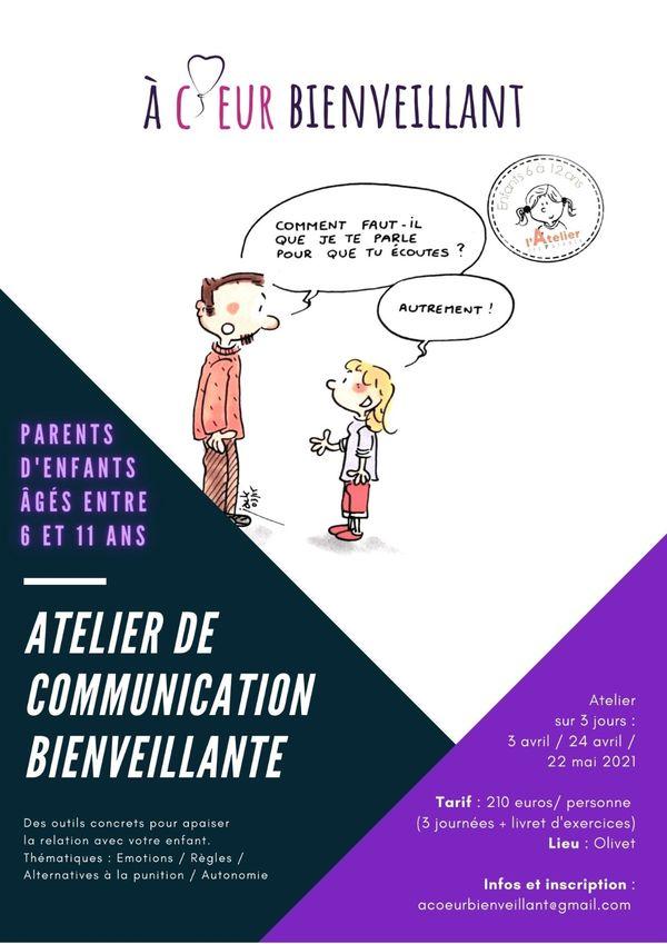 Atelier - A Coeur Bienveillant - Olivet