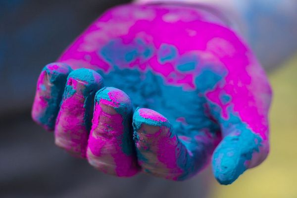Happy color