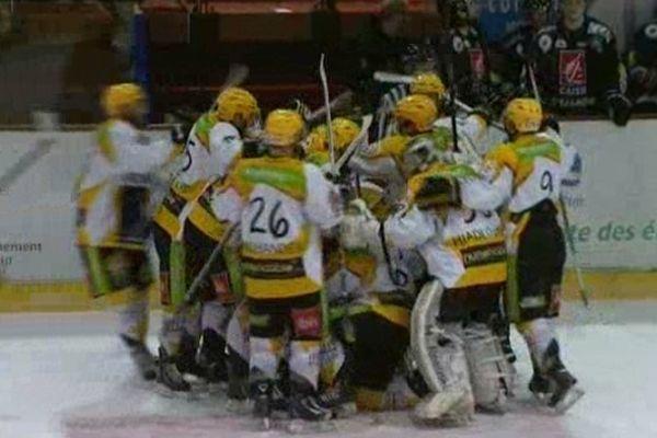Hockey-sur-glace : Amiens face à Strasbourg