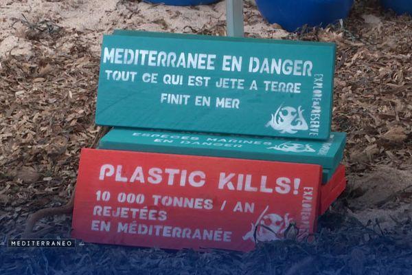 Les associations travaillent sans relâche pour lutter contre le plastique, véritable fléau