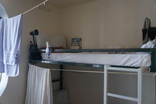 Photo d'illustration d'une cellule, ici à la prison de Bois d'Arcy.