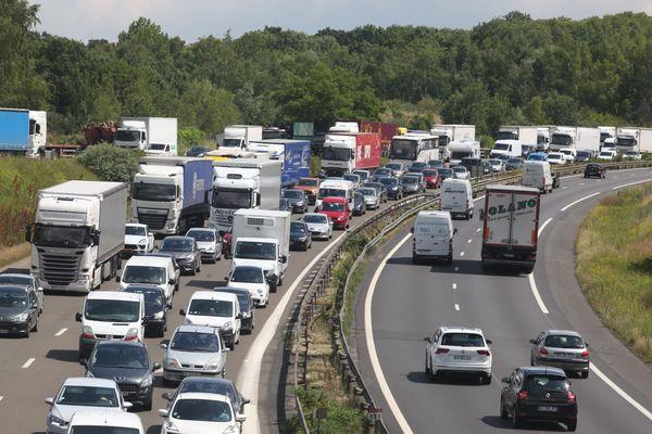 D'importants travaux vont fortement perturbé des usagers de la Francilienne.