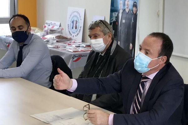 Le procureur de la République Philippe Astruc