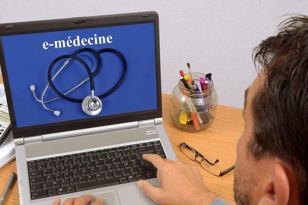 Le nombre de téléconsultations médicales est en augmentation