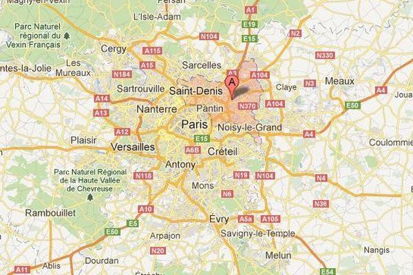 Capture Google Maps