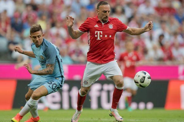 Ribéry se voit finir sa carrière au Bayern.