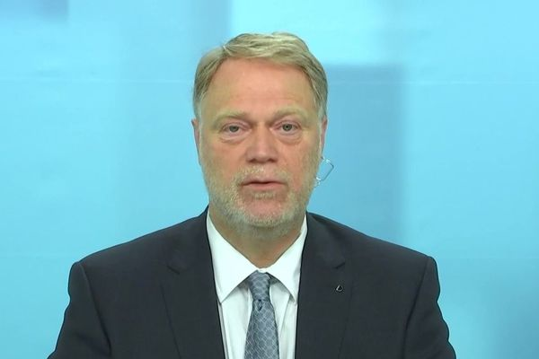 Jean-Marc Comas, endocrinologue à Brive-la-Gaillarde, est président de l'association Tous partenaires Covid.