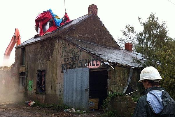 Maison des planchettes