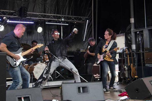 Influences, un groupe très influencé par Johnny Hallyday