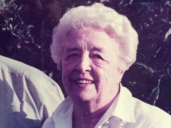 Geneviève, la mère de Marie Lebrun, a survécu à la grippe asiatique.
