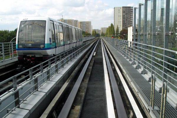 Ligne A du métro de Rennes