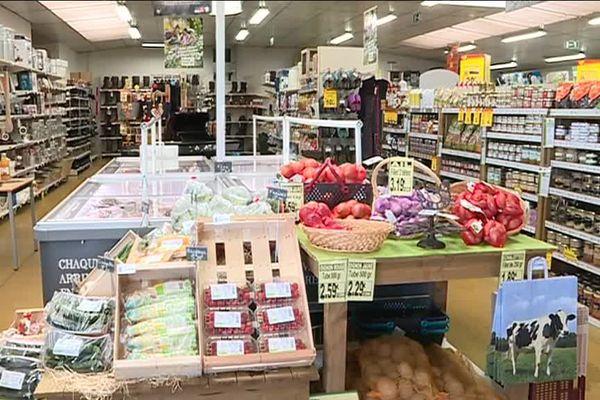 Le magasin Point Vert de Morlàas