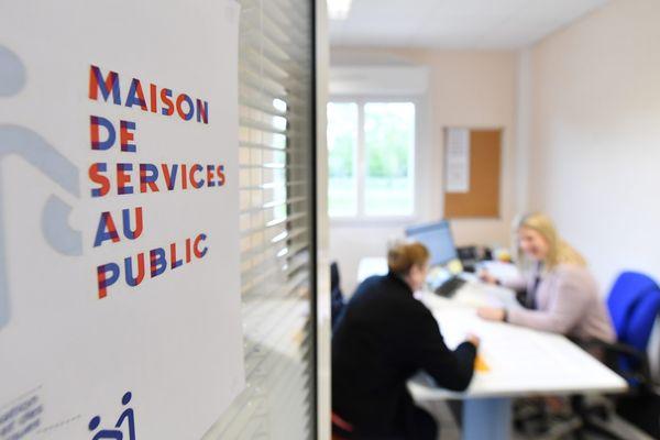 On recense 47 Maisons de services au public en Auvergne.