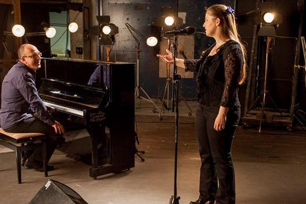 Duo d'ette dans le Backstage - mai 2014