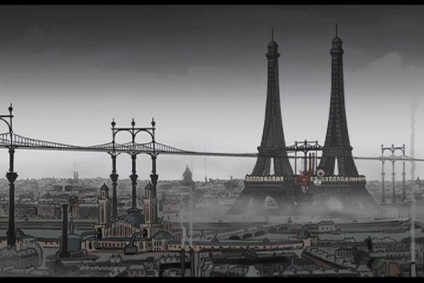 """Film """"Avril et le monde Truqué"""""""