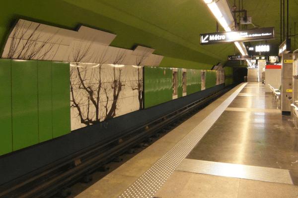 Station Réformés-Canebière
