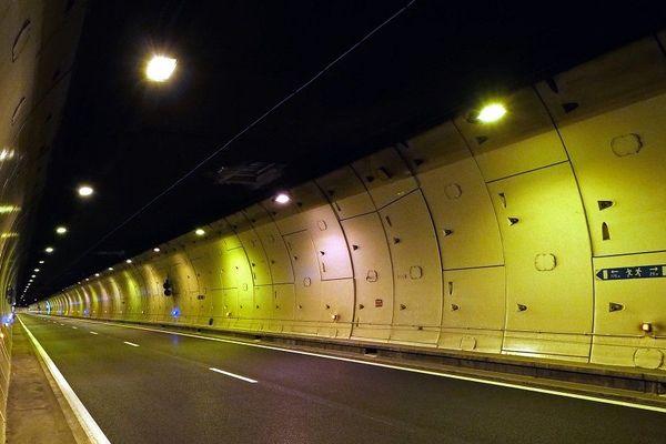 Périphérique nord de Lyon : le tunnel de Caluire