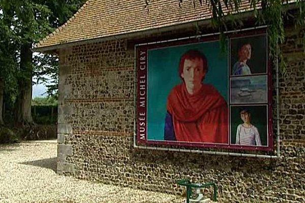 Le musée Michel Ciry a ouvert à Varengeville-sur-mer il y a un an.