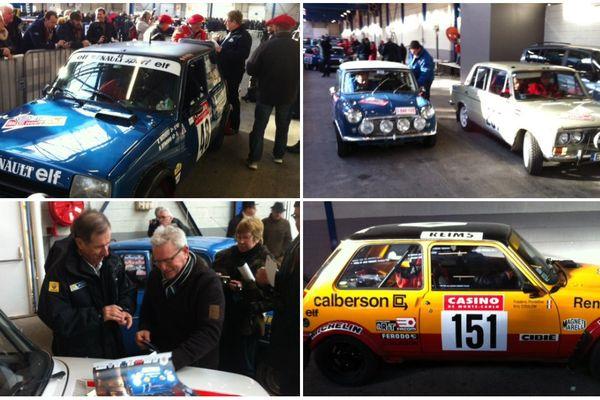 Rallye Monte Carlo Historique 2014 - Contrôles techniques