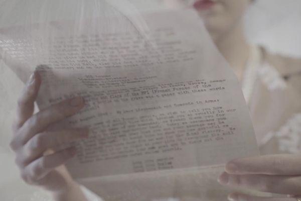 Cette lettre a permis au réalisateur Lionel Karac  d'écrire son scénario.