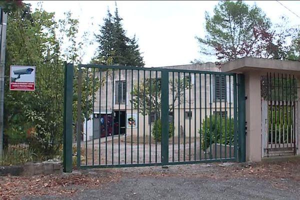 Le centre accueillait des mineurs délinquants jusqu'à se fermeture.
