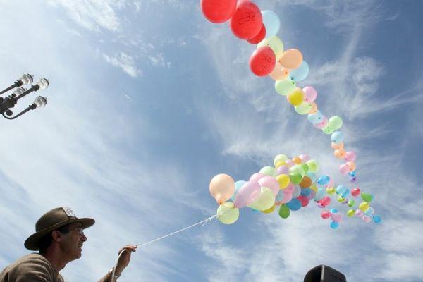 Les lâchers de ballon, c'est terminé dans les Alpes-Maritimes.