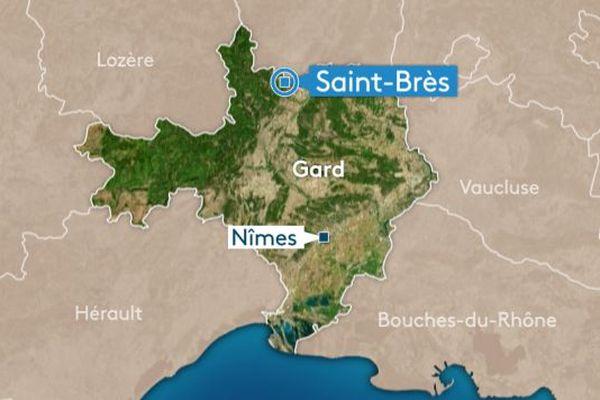 Saint-Brès (Gard)