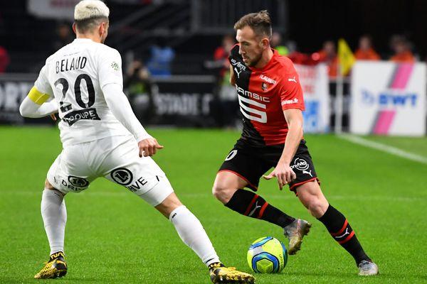 Ni le Stade rennais ni le Stade brestois n'ont réussi à trouver le chemin des filets lors du derby breton samedi soir au Roazhon Park.