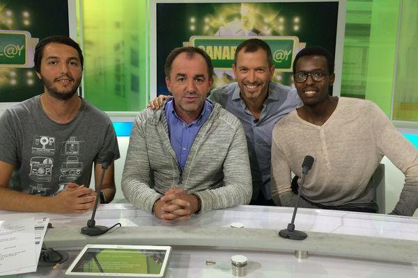Malik Taieb, Christophe Delacroix et Fabrice HawKins invités d'Anthony Brulez