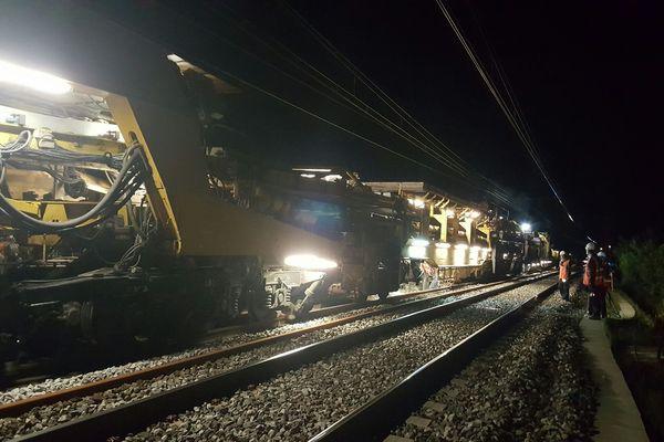 Le train usine