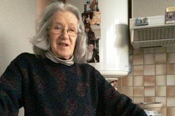 Jeanine Hanneguy, 85 ans, habitante de Dijon, n'a plus donné signe de vie depuis le 9 novembre dernier.