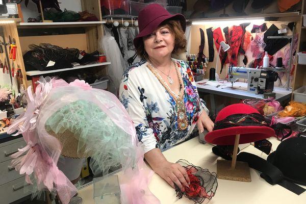 Chantal Gomez, styliste-Modiste à Joué-les-Tours.