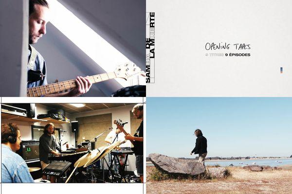 """Dans """"Opening tapes"""", Adrien Leprêtre revient sur la naissance du second album de Samba De La Muerte"""